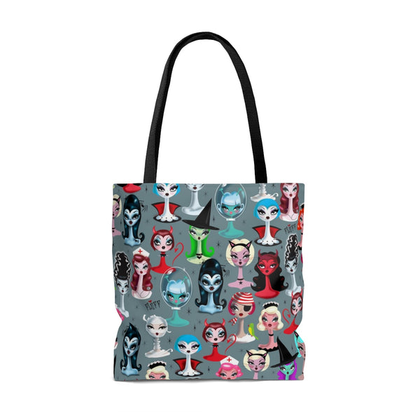Spooky Dolls • Tote Bag