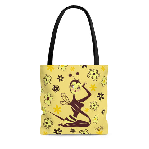 Bee Girl • Tote Bag