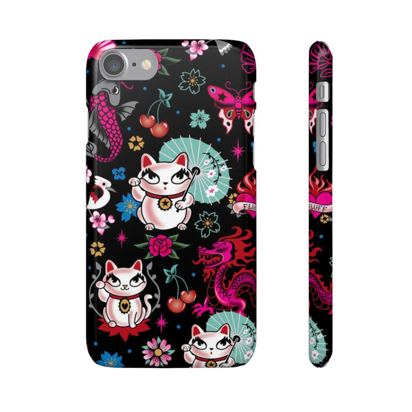 Lucky Kitty • Phone Case