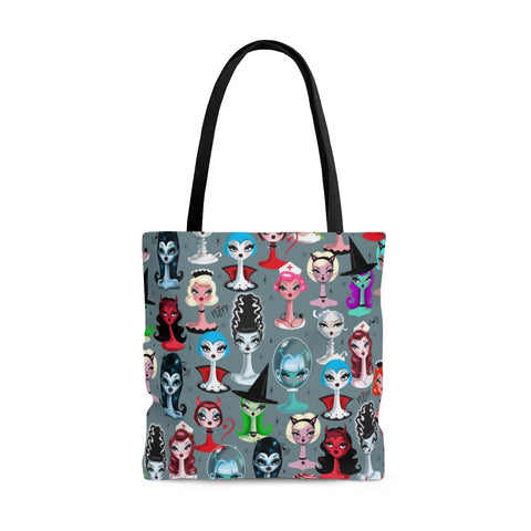 Spooky Dolls • Tote Bag2