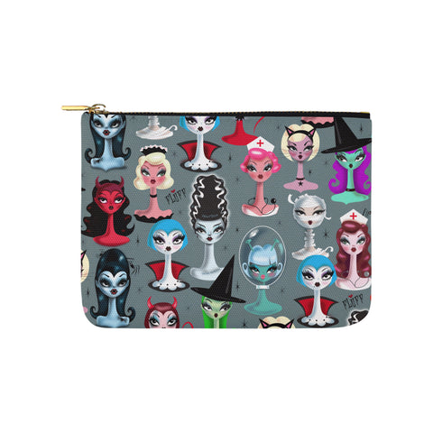 Spooky Dolls • Carry All Pouch
