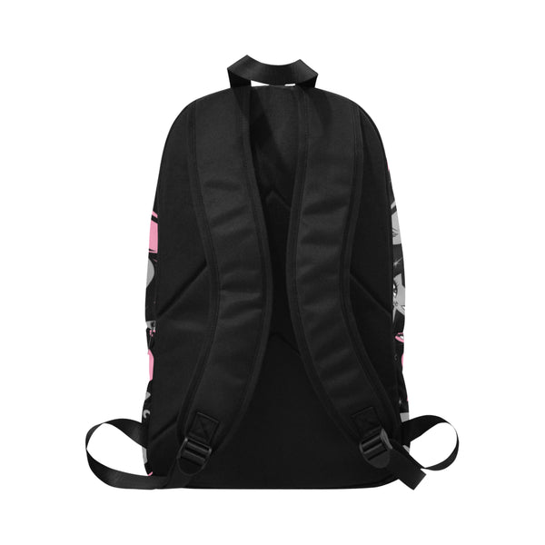 Mod Love Cats Black • Backpack