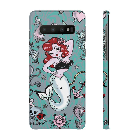 Molly Mermaid • Samsung Galaxy Phone Case