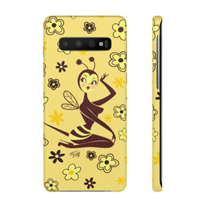 Bee Girl • Samsung Galaxy Phone Case