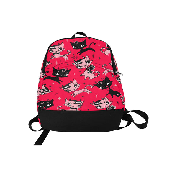 Devil Kitties Red • Backpack