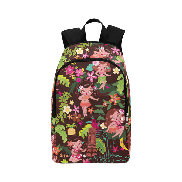 Hula Cuties Choco • Backpack