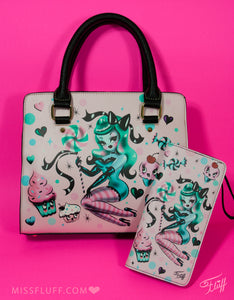 Mint Sugar Doll • SPECIAL EDITION Handbag & Wallet Set