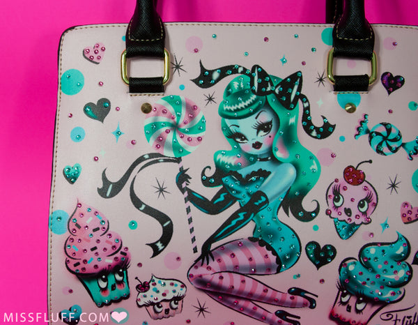 Mint Sugar Pinup Doll • SPECIAL EDITION Handbag