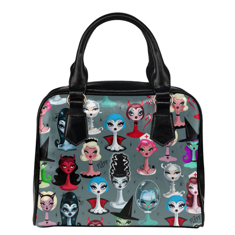 Spooky Dolls • Purse
