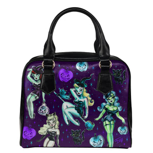 Witches and Black Cats • Purse