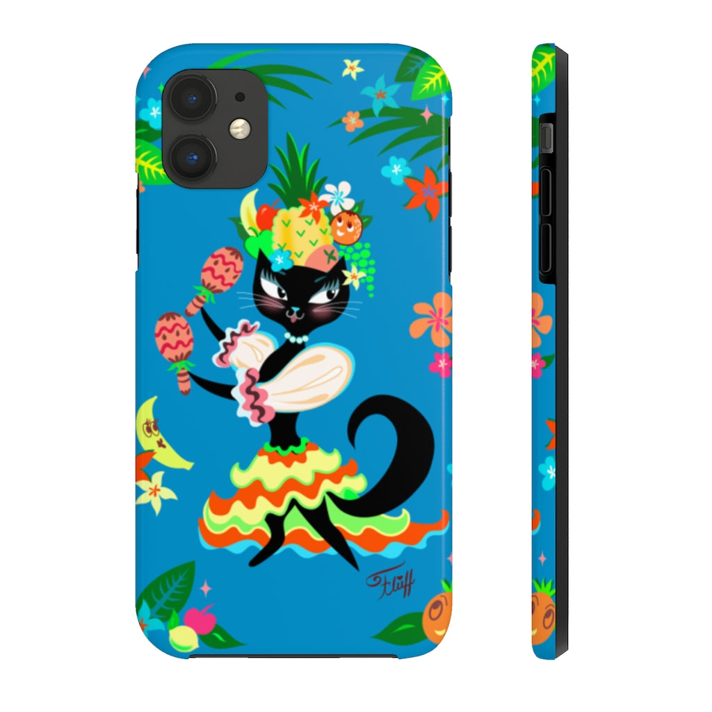 Kitten Miranda Blue • Phone Case