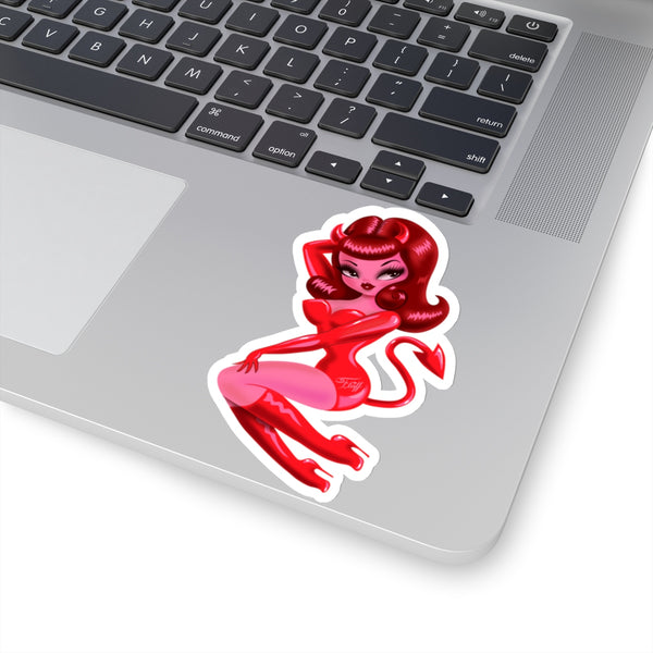 She Devil • Kiss-Cut Sticker