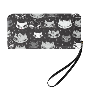 Billy Cats • Clutch Wallet