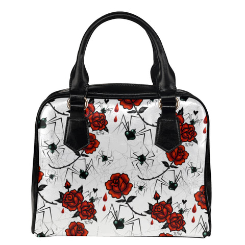 Black Widows and Roses • Purse