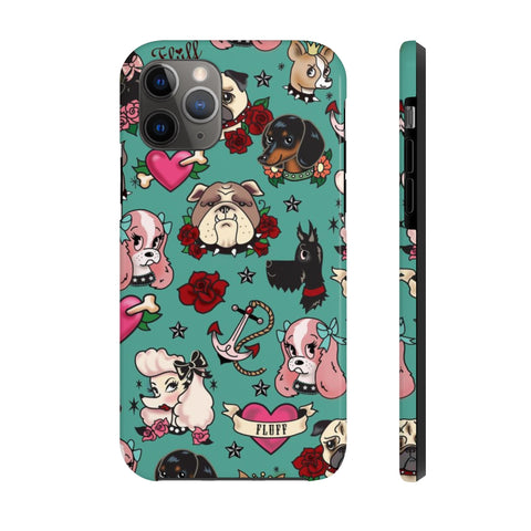 Tattoo Pooch • Tough Phone Cases