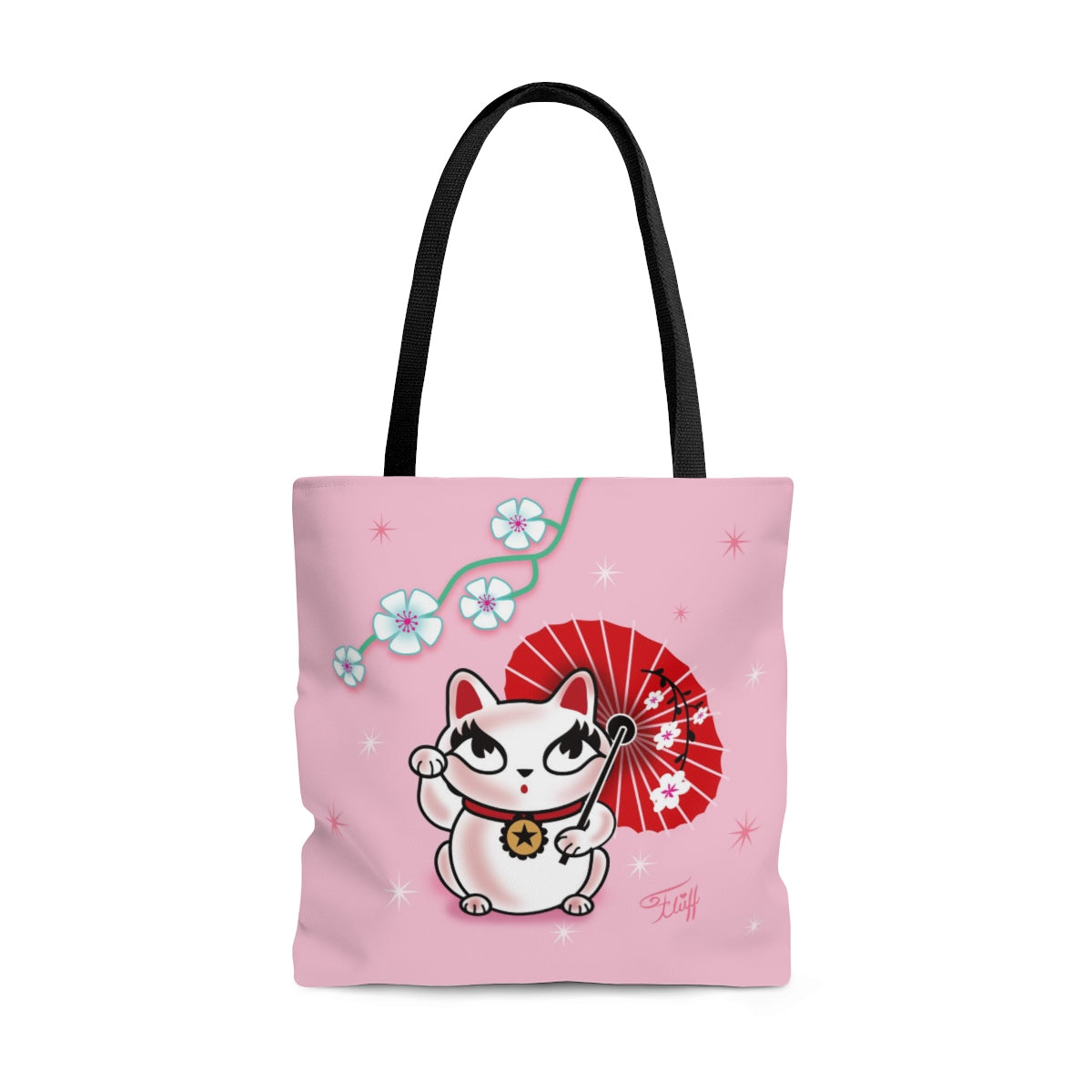 Kyoto Kitty • Tote Bag