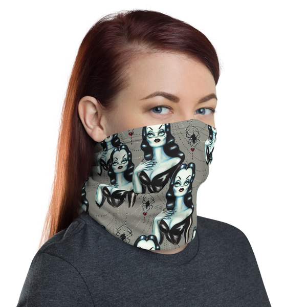 Vampire Vixen • Neck Gaiter Face Mask