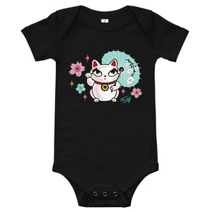 Lucky Kitty • Baby Onesie