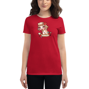 Lady Leopard • Women's Tee