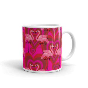 Flamingo Love • Mug