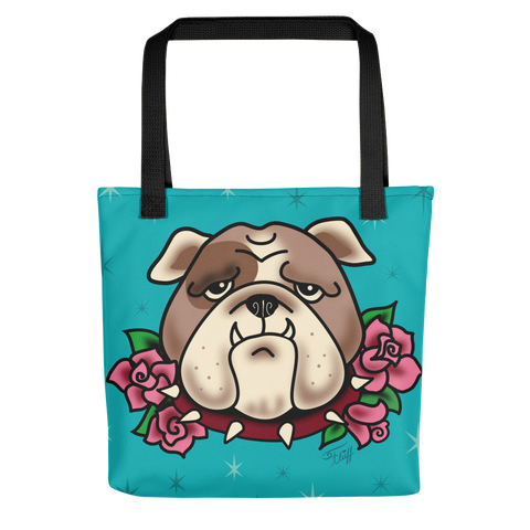 Boris Bulldog • Tote Bag