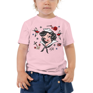 Suzy Sailor • Toddler Short Sleeve Tee