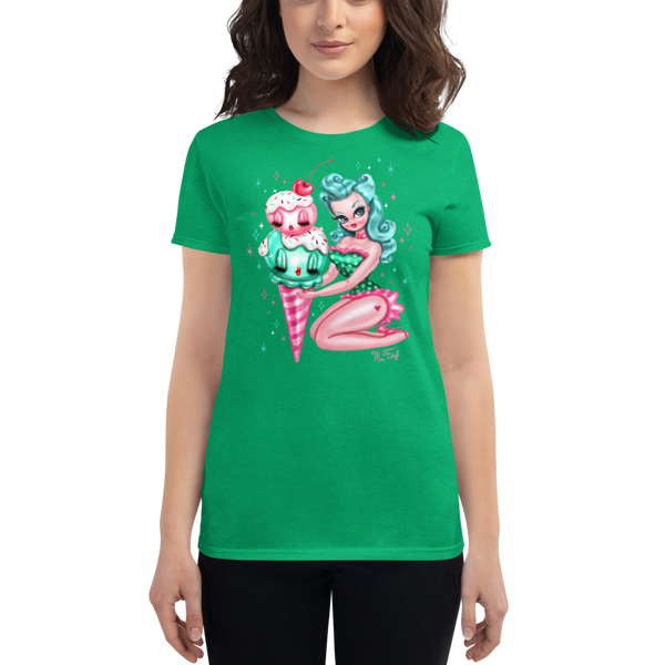 Ice Cream Doll • Women's Tee