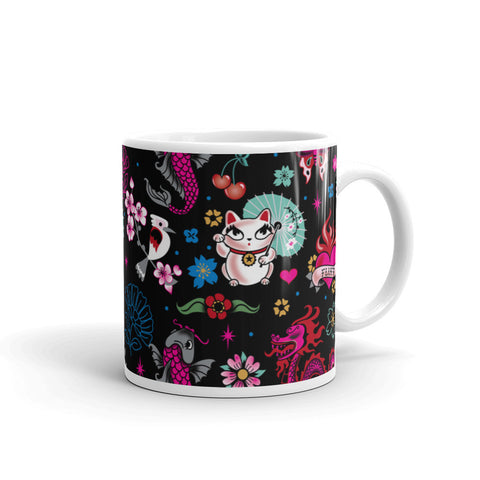 Lucky Kitty • Mug