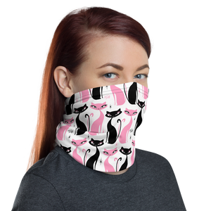 Mod Love Cats • Neck Gaiter Face Mask