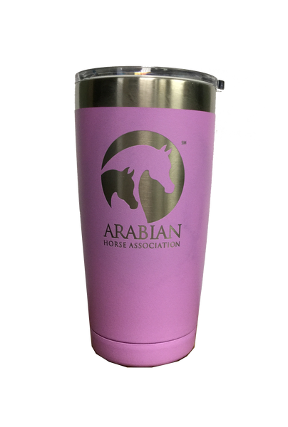 20 oz Light Purple Polar Tumbler