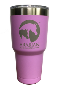 30 oz Light Purple Polar tumbler AHA