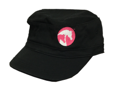 AHA Pink and White Conductor Hat