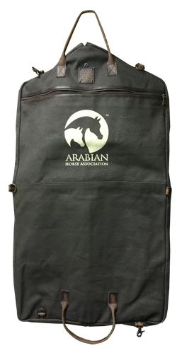 AHA Canvas Garment Bag