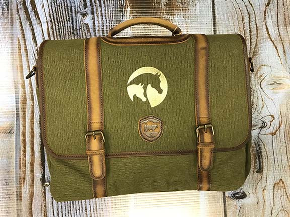 AHA Canvas Dispatch Case Military Green