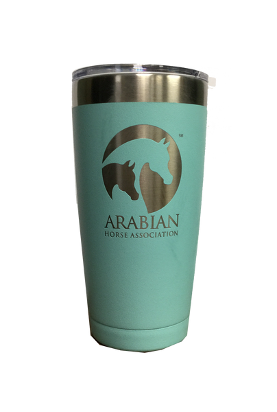 20oz Polar Tumbler Teal AHA