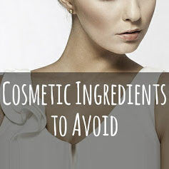 Cosmetic and Skincare Ingredients Questionable for Human Application