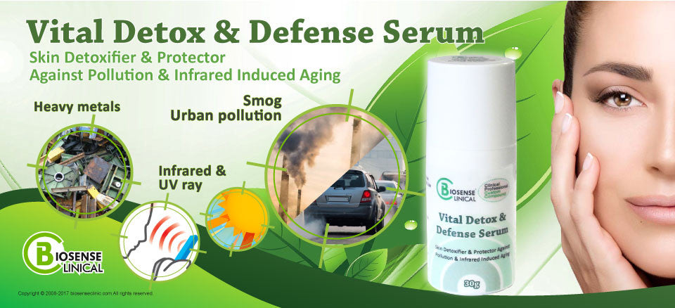 BiosenseClinical vital detox & defense banner