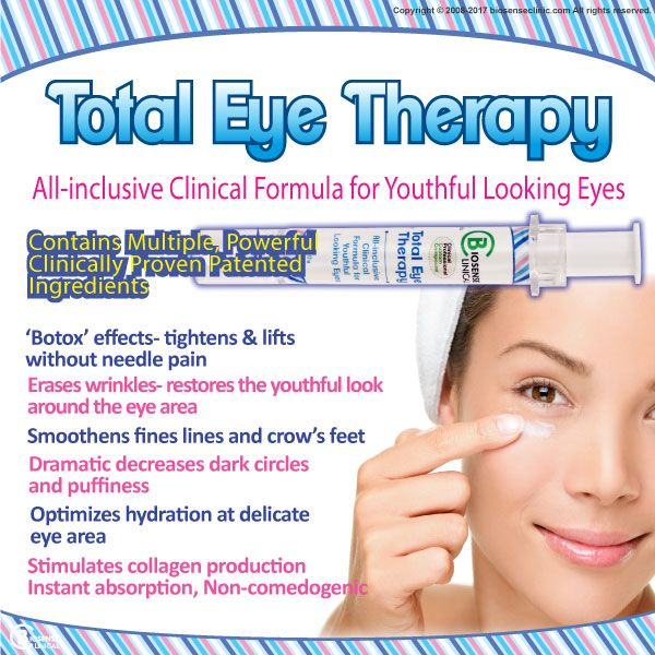 Buy Biosenseclinical Total Eye Therapy Anti Aging Treatment