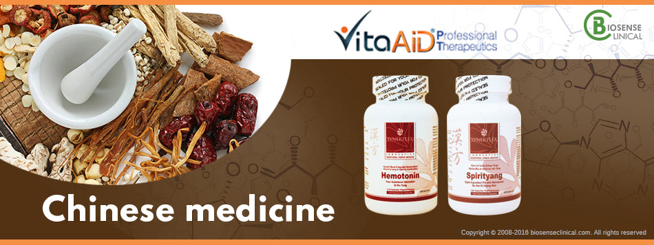 VitaAid category banner Chinese Medicine