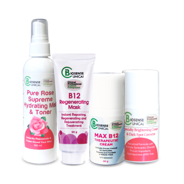 Set C: Special Skin Treatment pack