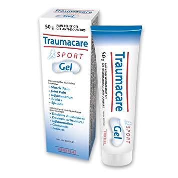 TRAUMACARE PAIN RELIEF CR 50 G - Biosense Clinic