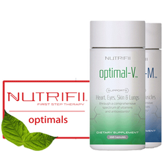 Nutrifii Optimals Combo - Optimal V + Optimal M