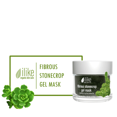 Ilike Gel Mask - Fibrous Stonecrop - Biosense Clinic