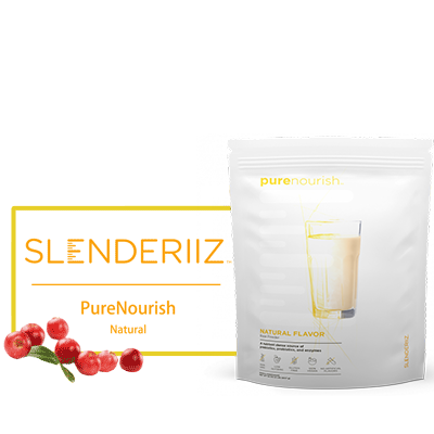 Slenderiiz PureNourish (Natural) - Biosense Clinic