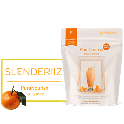 Slenderiiz PureNourish (Beauty Boost) - Biosense Clinic