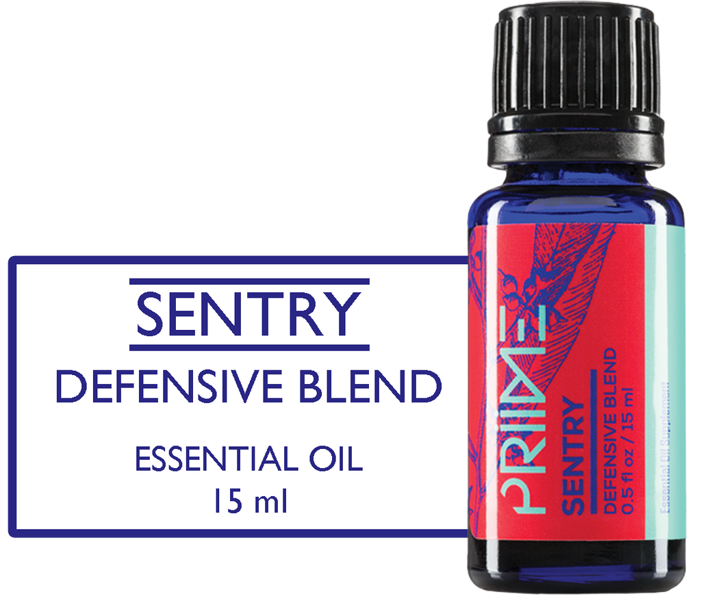 Priime Sentry Essential Oil - Biosense Clinic