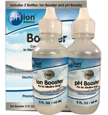 pHion Balance Alkaline Water Booster Drops
