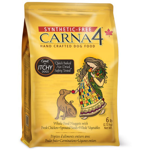 Carna4® Dog Food – Chicken - Biosense Clinic