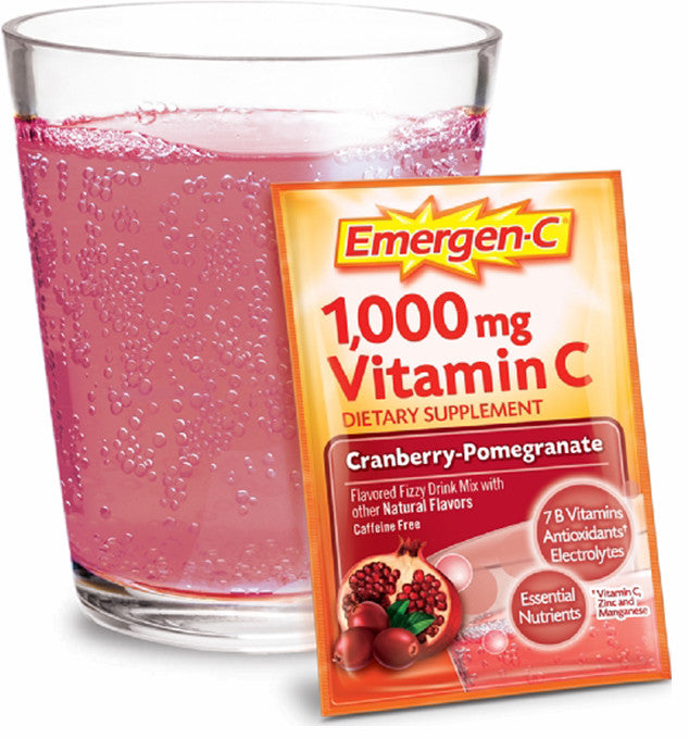 Emergen-C Cranberry Pomegranate