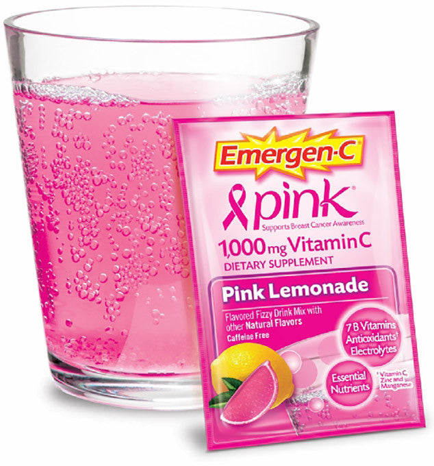 Emergen-C Pink Lemonade - Biosense Clinic